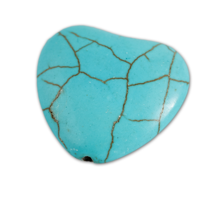 Semi-precious Turquoise rock