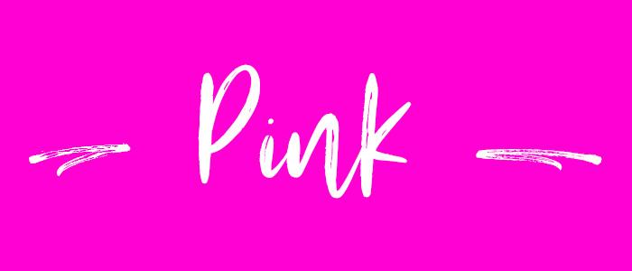 Pink subheader