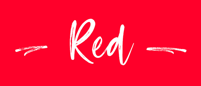 Red subheader