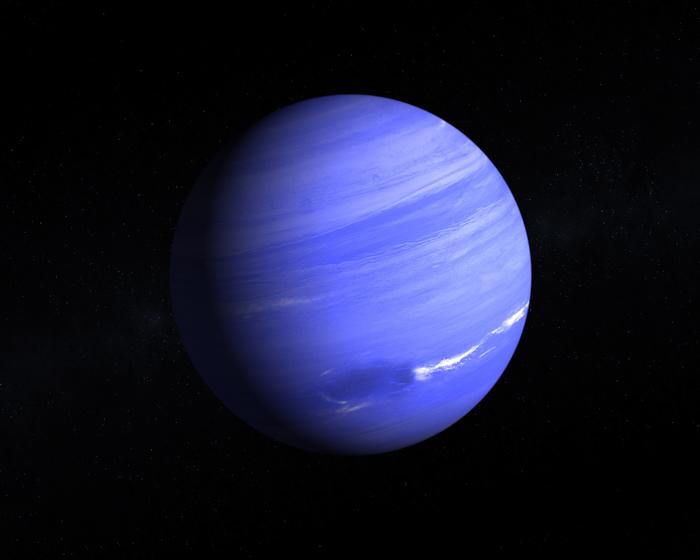 Blue Planet Neptune
