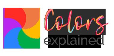 Colors Explained