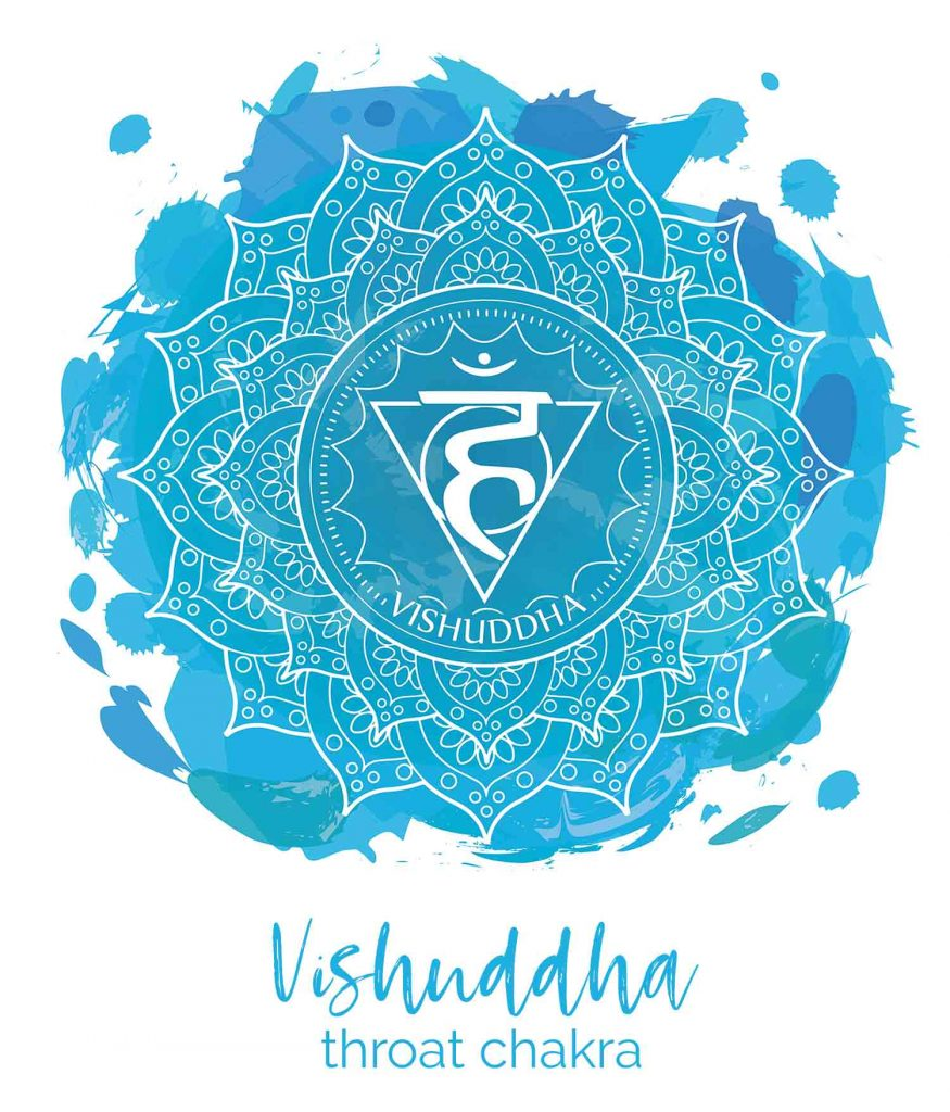 Blue chakra meaning