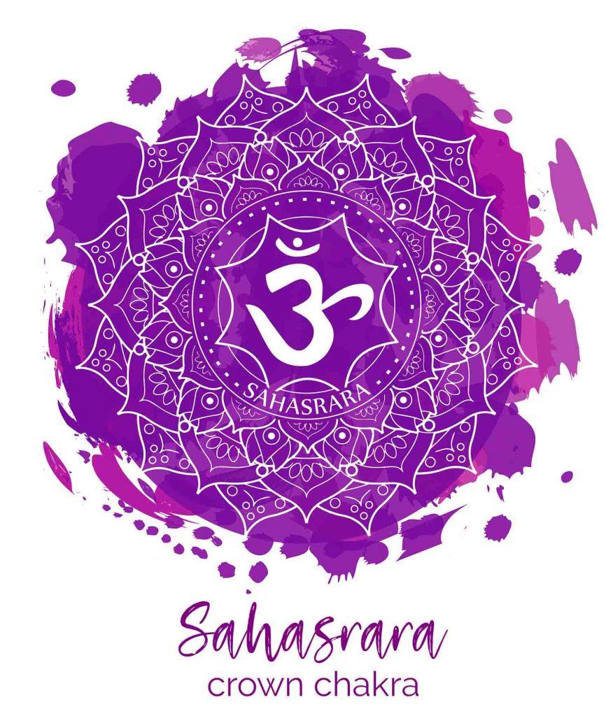Purple chakra meaning