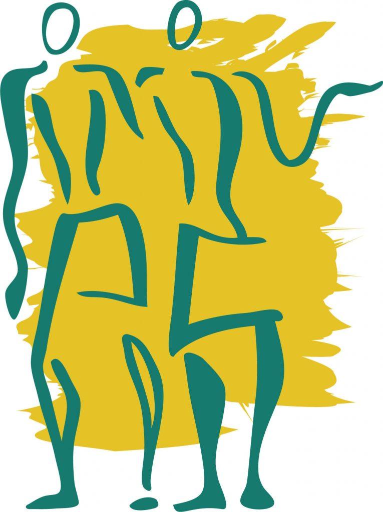 Gemini color yellow sign
