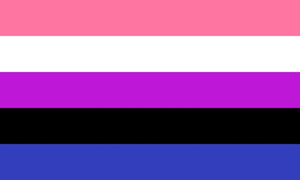 Genderfluidity Flag