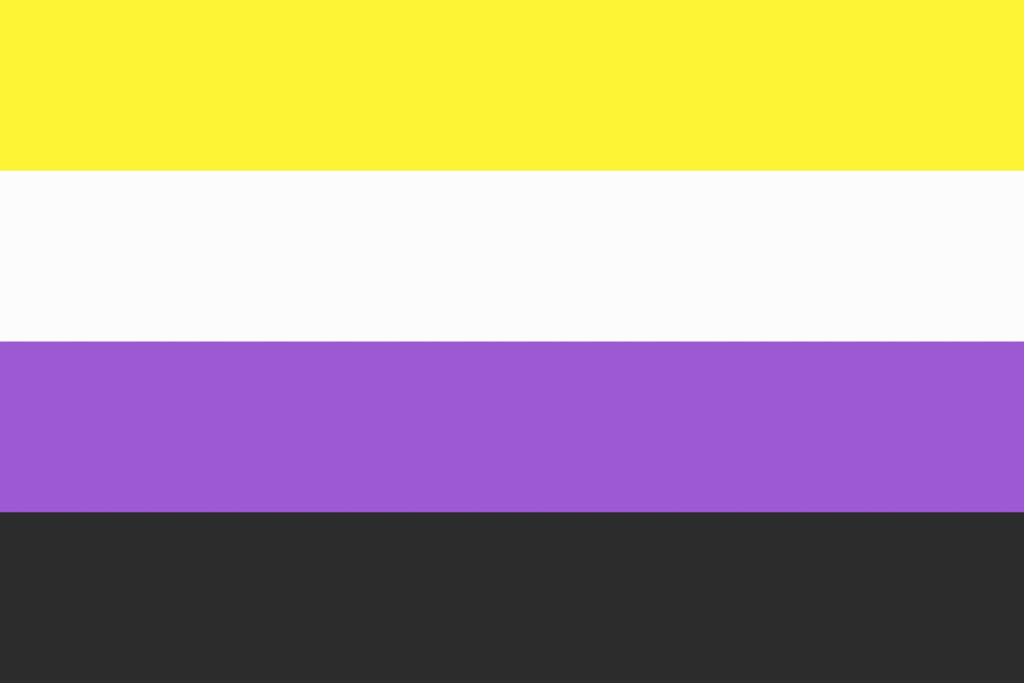 Nonbinary Flag