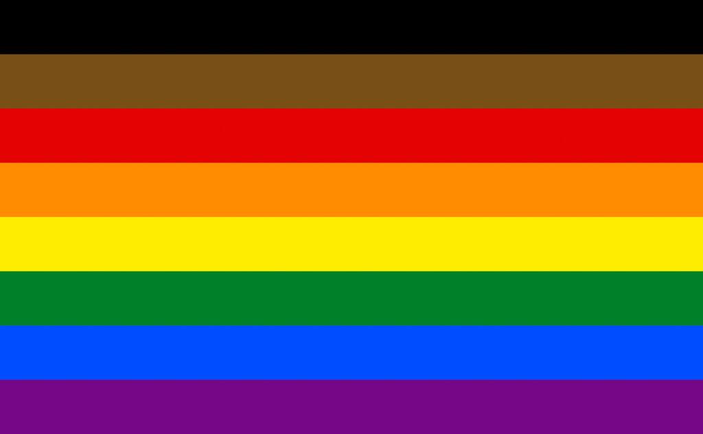 Philadelphia Pride Flag