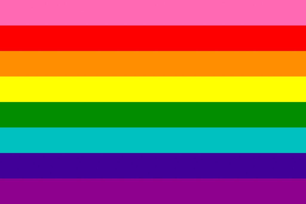 Original Pride Flag